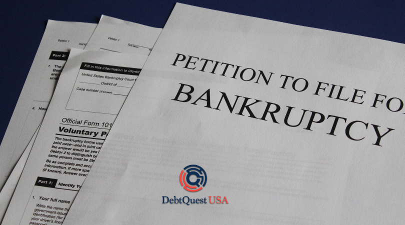 How Long Does Bankruptcy Stay on Your Credit?